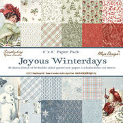 "Maja Design Joyous Winterdays 6""x6"" Paper Pack"