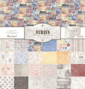 "Maja Design Nyhavn Collection Pack 12""x12"""