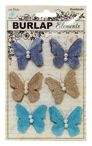"Jute Butterflies ""CR23337"""