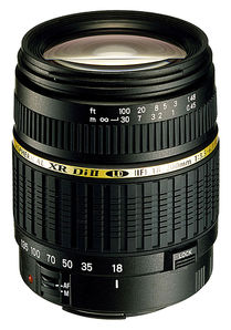 TAMRON AF Di II 18-200/3,5-6,3 XR LD IF Canon