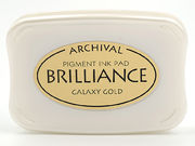 Leimasintyyny Brilliance Galaxy Gold