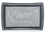 Leimasintyyny Encore Ultimate Metallic Silver