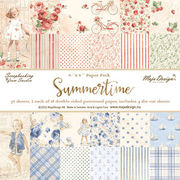 "Maja Design Summertime 6""x6"" Paper Pack"