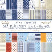 "Maja Design Life by the Sea 6""x6"" Paper Pad"