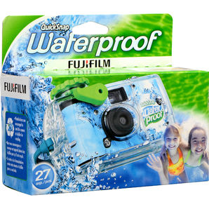 Fujifilm QuickSnap Waterproof 27 kuvaa