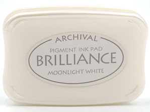 Leimasintyyny Brilliance Moonlight White