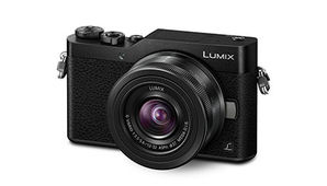 Panasonic Lumix GX800 12-32mm Musta